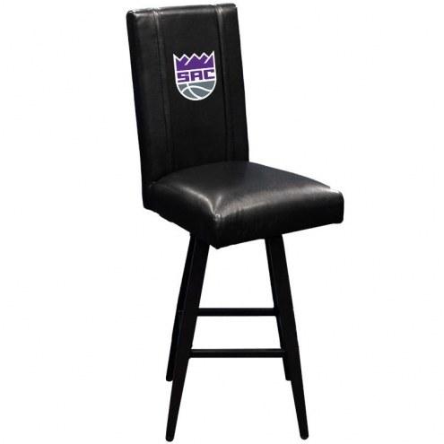 Sacramento Kings XZipit Swivel Bar Stool 2000 with Secondary Logo
