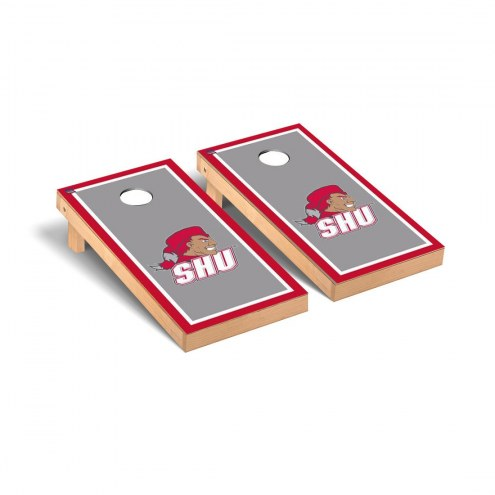 Sacred Heart Pioneers Border Cornhole Game Set