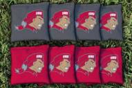 Sacred Heart Pioneers Cornhole Bag Set
