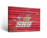 Sacred Heart Pioneers Weathered Canvas Wall Art