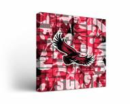 Saint Joseph's Hawks Fight Song Canvas Wall Art