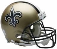 Riddell New Orleans Saints Authentic VSR4 NFL Football Helmet