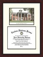 Sam Houston State Bearkats Legacy Scholar Diploma Frame