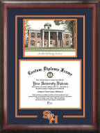 Sam Houston State Bearkats Spirit Graduate Diploma Frame