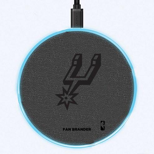 San Antonio Spurs 15W Wireless Charging Base