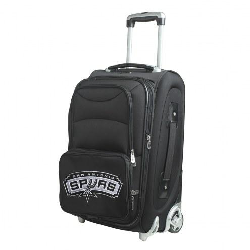 """San Antonio Spurs 21"""" Carry-On Luggage"""