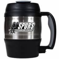 San Antonio Spurs 52 oz. Stainless Steel Travel Mug
