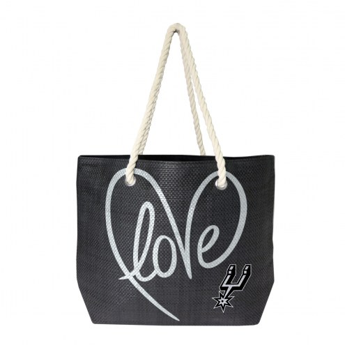 San Antonio Spurs Rope Tote