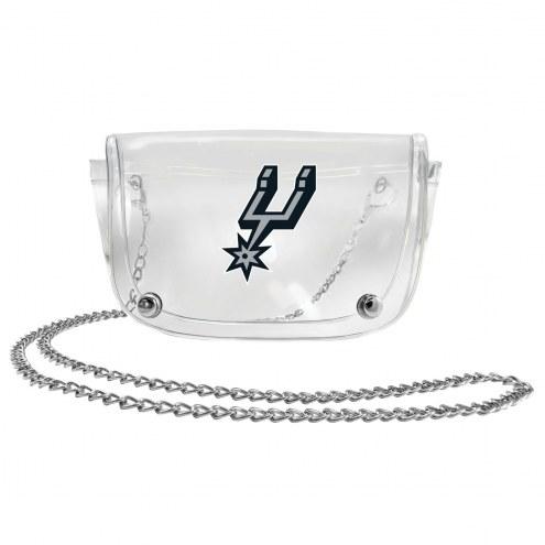 San Antonio Spurs Clear Waistpack