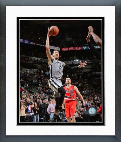 San Antonio Spurs Danny Green Action Framed Photo