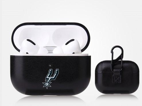 San Antonio Spurs Fan Brander Apple Air Pod Pro Leather Case