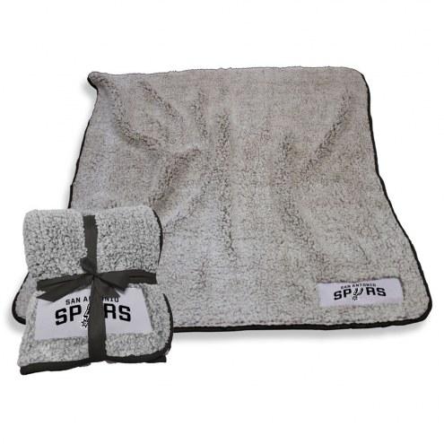 San Antonio Spurs Frosty Fleece Blanket