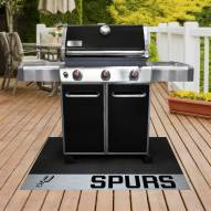 San Antonio Spurs Grill Mat