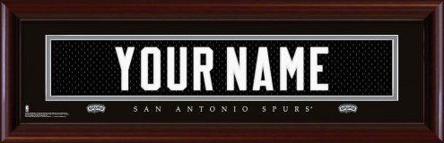 San Antonio Spurs Personalized Stitched Jersey Print