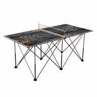 San Antonio Spurs Pop Up 6' Ping Pong Table