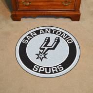 San Antonio Spurs Rounded Mat