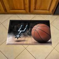 San Antonio Spurs Scraper Door Mat