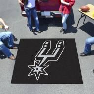 San Antonio Spurs Tailgate Mat
