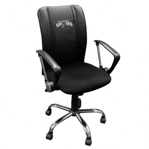 San Antonio Spurs XZipit Curve Desk Chair
