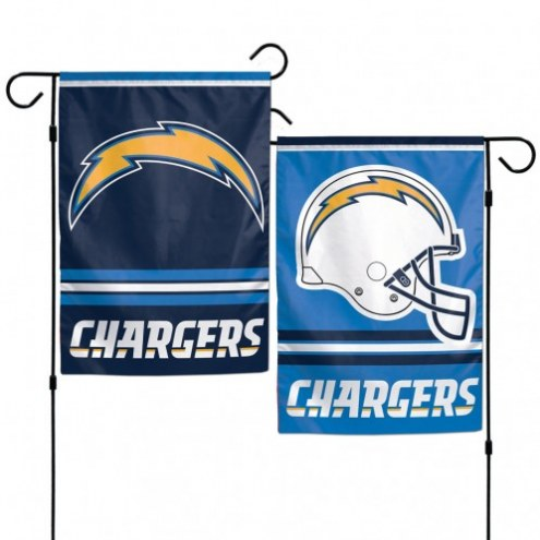 "Los Angeles Chargers 11"" x 15"" Garden Flag"
