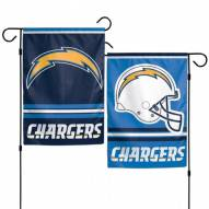 """Los Angeles Chargers 11"""" x 15"""" Garden Flag"""