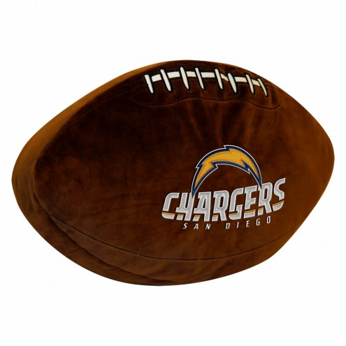 San Diego Chargers 3D Sports Pillow