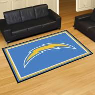 Los Angeles Chargers 5' x 8' Area Rug