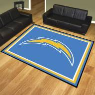 Los Angeles Chargers 8' x 10' Area Rug