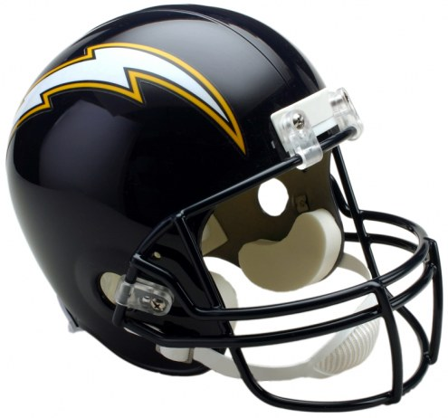 San Diego Chargers 88-06 Riddell VSR4 Collectible Full Size Football Helmet