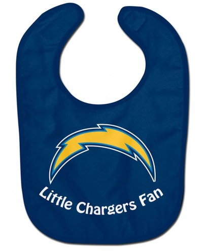 San Diego Chargers All Pro Little Fan Baby Bib