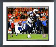 San Diego Chargers Antonio Gates Action Framed Photo