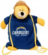 Los Angeles Chargers Backpack Pal