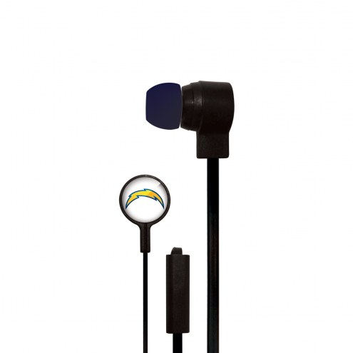 Los Angeles Chargers Big Logo Ear Buds