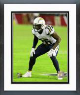San Diego Chargers Brandon Flowers Action Framed Photo