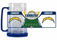 Los Angeles Chargers Crystal Freezer Mug