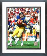 San Diego Chargers Dan Fouts Prepare to pass Framed Photo