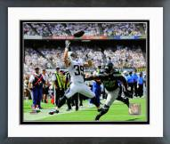 San Diego Chargers Danny Woodhead Action Framed Photo