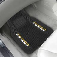 Los Angeles Chargers Deluxe Car Floor Mat Set