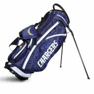 Los Angeles Chargers Fairway Golf Carry Bag