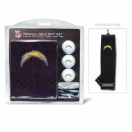 Los Angeles Chargers Golf Gift Set