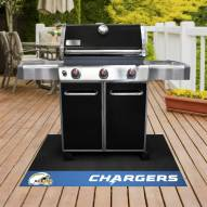 Los Angeles Chargers Grill Mat