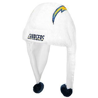 San Diego Chargers Helmet Dangle Hat