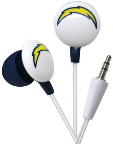 San Diego Chargers iHip Earbuds
