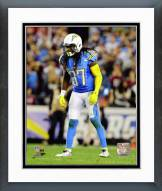 San Diego Chargers Jahleel Addae Action Framed Photo