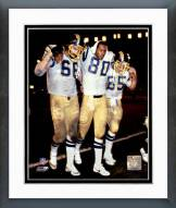San Diego Chargers Kellen Winslow 1982 Framed Photo