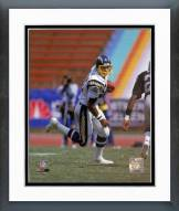 San Diego Chargers Kellen Winslow 1986 Action Framed Photo