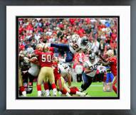 San Diego Chargers LaDainian Tomlinson 2006 Action Framed Photo