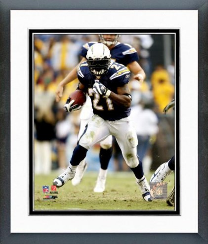 San Diego Chargers LaDainian Tomlinson 2007 Action Framed Photo