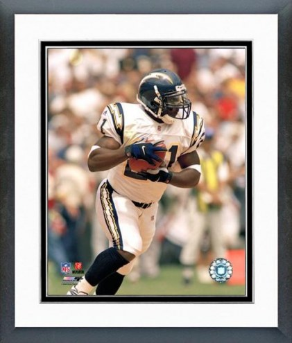 San Diego Chargers LaDainian Tomlinson Action Framed Photo