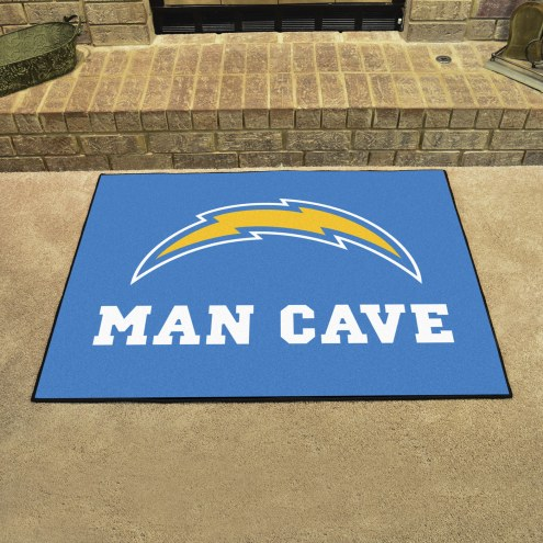 San Diego Chargers Man Cave All-Star Rug